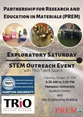 Exploratory Saturday Event