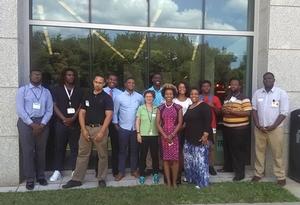 PREM visits National Institutes of Health