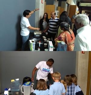 PREM Teaches Science at the Virginia Aquarium